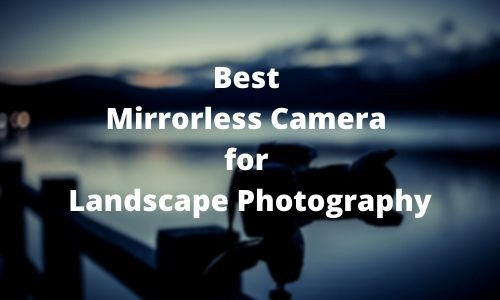Best Mirrorless Camera for Landscape Photography