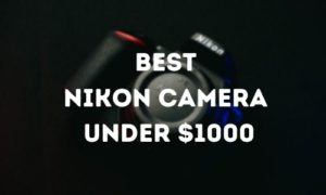 Best Nikon Camera Under $1000