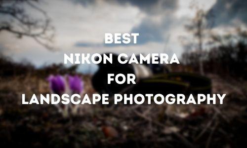 Best Nikon Camera for Landscape Photography